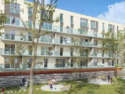 Appartement neuf, 38,6 m²