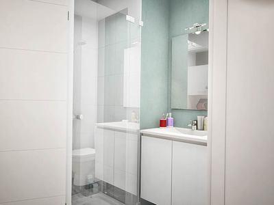 Appartement neuf, 47,3 m²