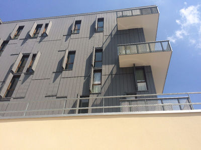 Appartement neuf, 73,3 m²