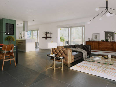 Appartement neuf, 65,8 m²
