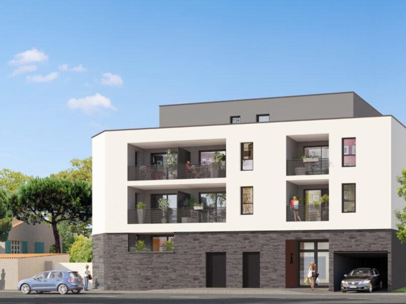 Appartement neuf, 62,25 m²
