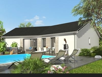 Maison neuve, 90,9 m²