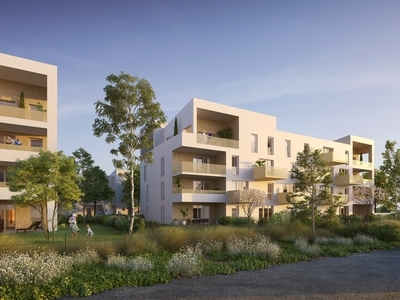 Appartement neuf, 85,4 m²