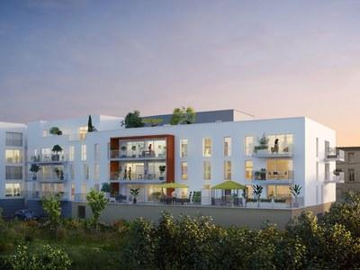 Appartement neuf, 81,4 m²