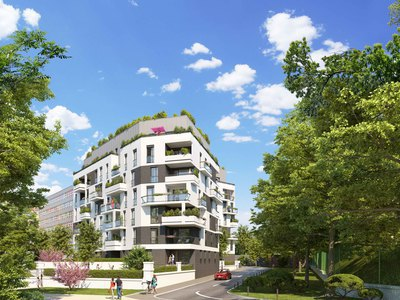 Appartement neuf, 58,2 m²