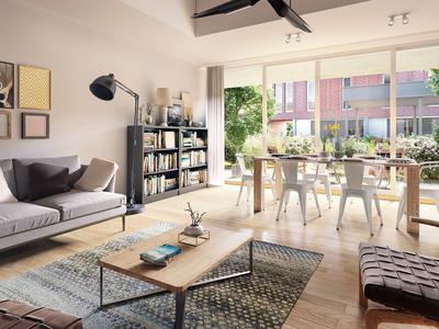 Appartement neuf, 68,34 m²