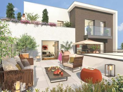 Appartement neuf, 43,3 m²