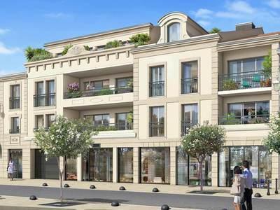 Appartement neuf, 93,86 m²