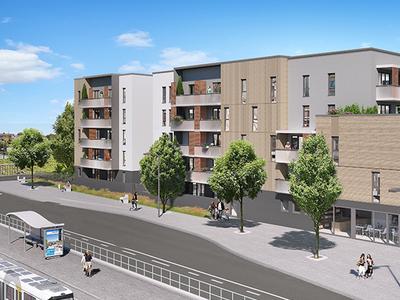 Appartement neuf, 64,75 m²