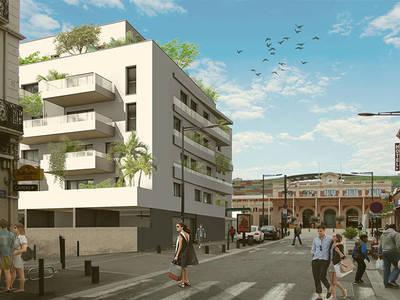 Appartement neuf, 26,62 m²