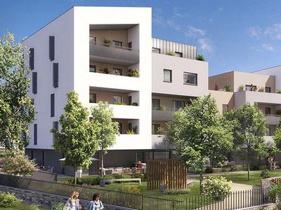 Appartement neuf, 86,25 m²