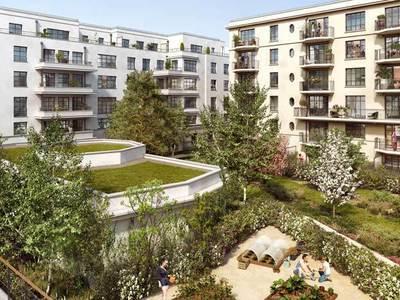 Appartement neuf, 64,49 m²