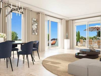 Appartement neuf, 59,4 m²
