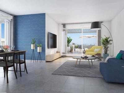 Appartement neuf, 55,76 m²