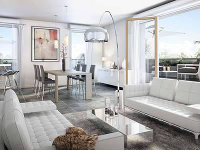 Appartement neuf, 103,1 m²