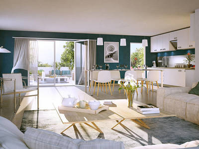 Appartement neuf, 63,03 m²