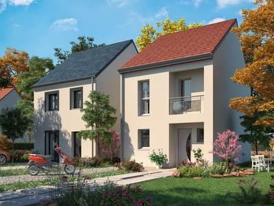 Maison neuve, 80,81 m²