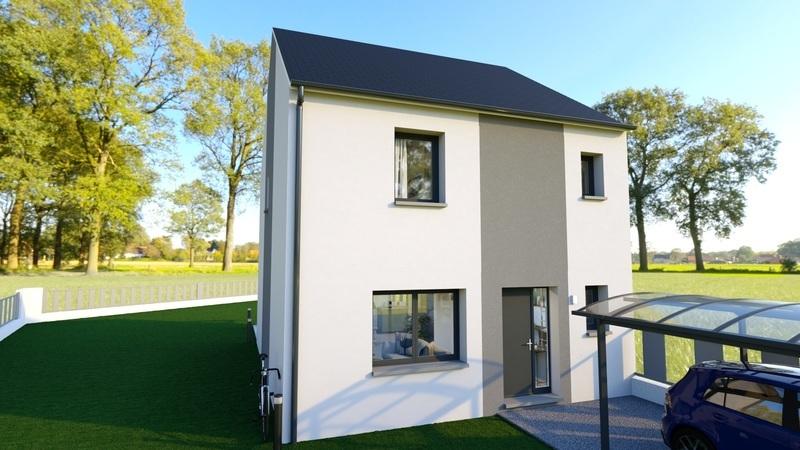 Maison Familiale-91620-LA VILLE-DU-BOIS à Bruyères-le-Châtel Maisons de 5 pièces 308000 ...