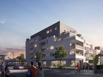 Appartement neuf, 29,29 m²