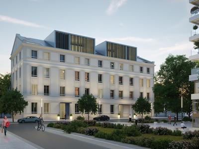 Appartement neuf, 68,93 m²