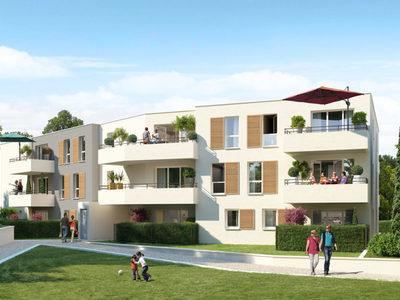 Appartement neuf, 62,7 m²