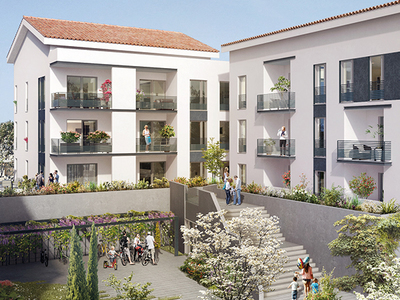Appartement neuf, 76,6 m²