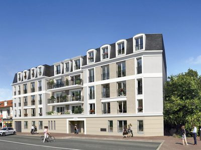 Appartement neuf, 103,8 m²