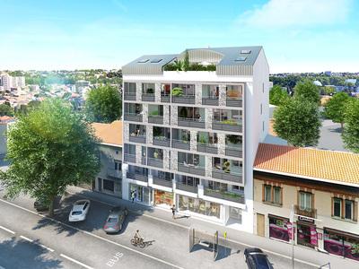Appartement neuf, 36,7 m²
