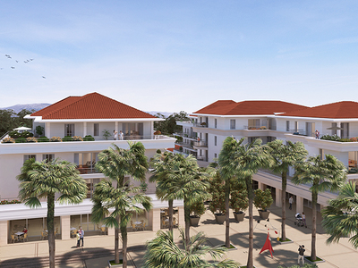 Appartement neuf, 79 m²