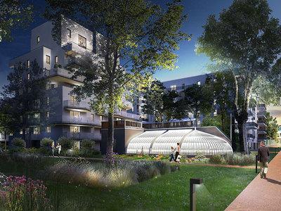 Appartement neuf, 98,3 m²