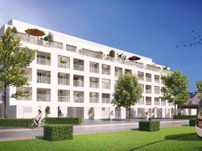 Appartement neuf, 83,3 m²