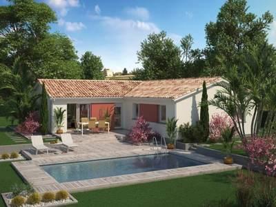 Maison neuve, 125 m²