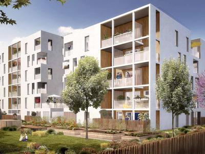 Appartement neuf, 42,38 m²