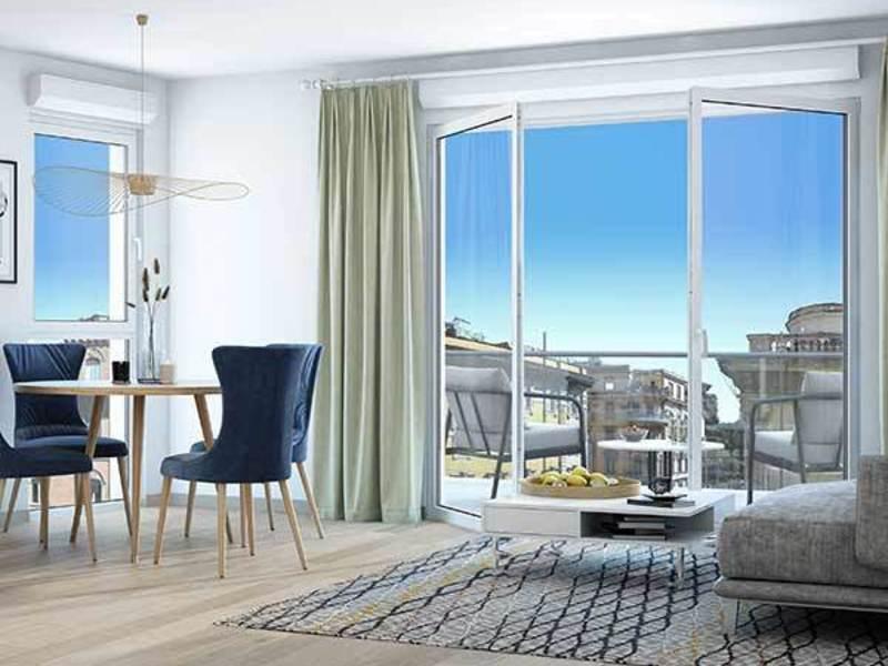 Appartement neuf, 91,8 m²