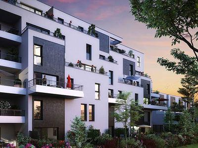 Appartement neuf, 84,2 m²