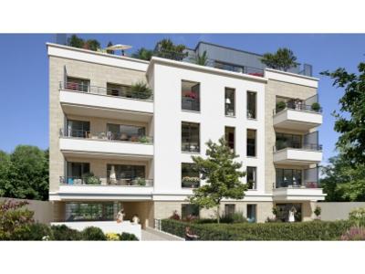 Appartement neuf, 74,6 m²
