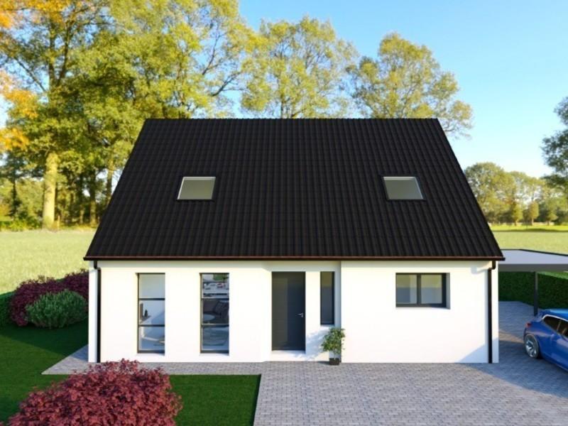Terrain à bâtir, 440 m²