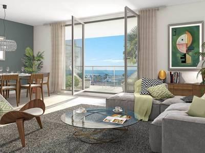 Appartement neuf, 67,25 m²