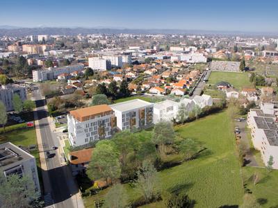 Appartement neuf, 75,9 m²