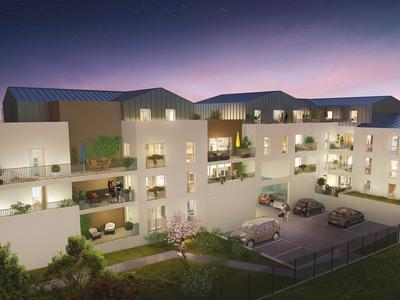 Appartement neuf, 70 m²