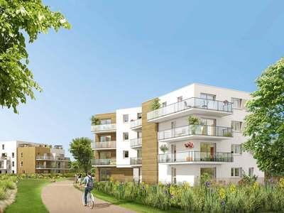 Appartement neuf, 61,9 m²