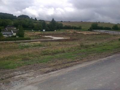 Terrain à bâtir, 2 700 m²