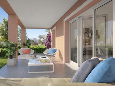 Appartement neuf, 58,65 m²