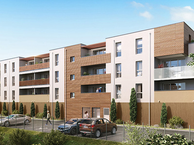 Appartement neuf, 40,31 m²