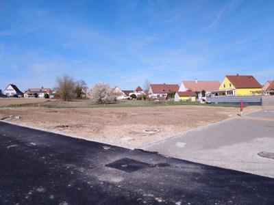 Terrain à bâtir, 463 m²