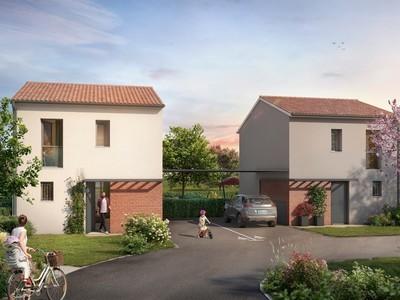 Maison neuve, 85,8 m²