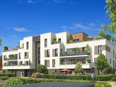 Appartement neuf, 61,2 m²