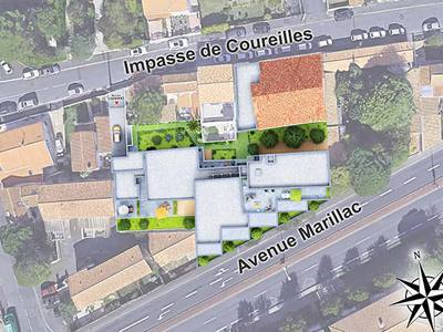 Appartement neuf, 74,4 m²