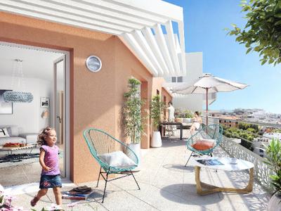 Appartement neuf, 38 m²