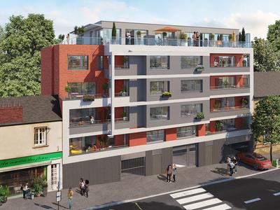 Appartement neuf, 65,66 m²